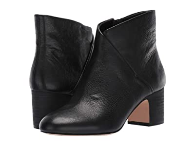 Splendid Hespera (Black Leather) Women