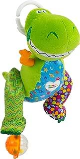 Lamaze Disney/Pixar Toy Story Clip & Go Rex Stroller Toy