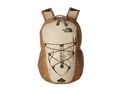 The North Face Jester Backpack (Twill Beige/British Khaki) Backpack Bags