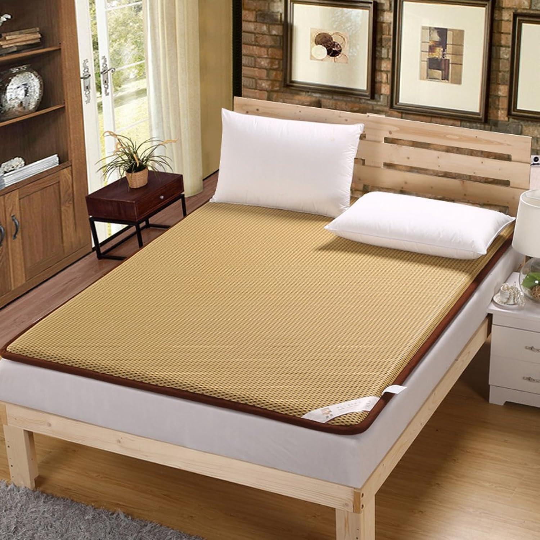 Non-Slip Breathable Mattress,Thicken Double Sleeping Pad,Tatami Foldable Dormitory Mat-C 120x200cm(47x79inch)