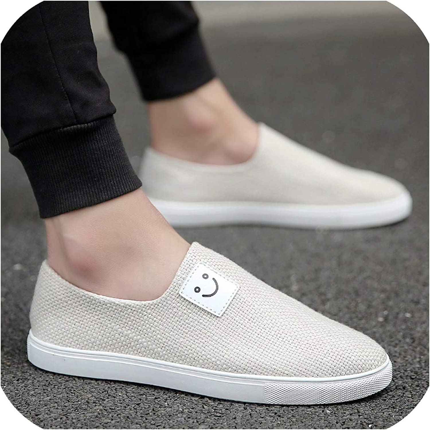 Men's Canvas shoes shoes of The Peas Sports and Leisure Society Guys shoes
