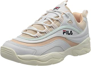 FILA RAY LOW WMNS Women's Athletic & Outdoor Shoes, Multicolour