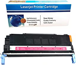 Machter Re-Manufactured Toner Cartridge Replacement for HP 645A C9733A Used on HP Color Laserjet 5500 5500DN 5500DTN 5550N (Magenta, 1 Pack)