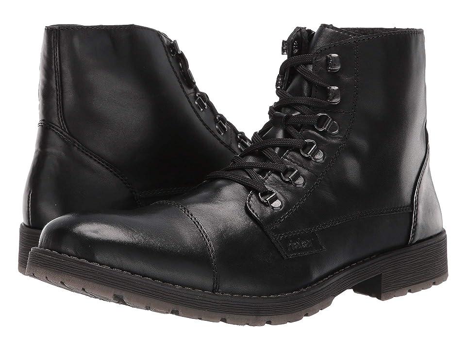 Rieker 33302 Danilo 02 (Nero/Black) Men
