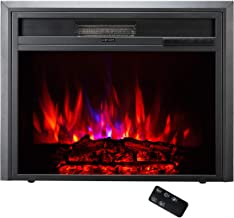 Best 23 electric fireplace insert Reviews