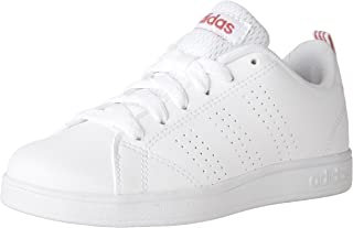 timeless design 96056 6a200 Adidas Girls VS Advantage Clean Sneakers