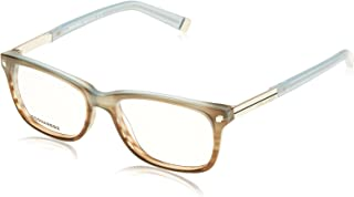 Dsquared2 Unisex DQ5052 Wayfarer Acetate Frames BROWN 52