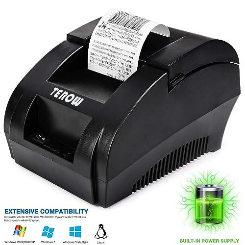 Receipt Printer: Amazon co uk