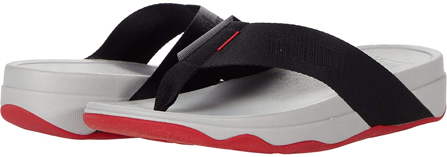 FitFlop Clearance SALE Limited time Online limited product Women's Surfa Toe-Post Sandals