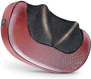 Cojín de Masaje de Coche 12 V Hombro y vértebra Cervical Massager Cuello Cintura Hombro multifunción Cuerpo Instrumento eléctrico Almohada Cuello hogar