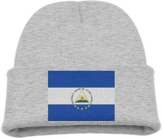 ZWZ Flag Of Honduras- Kid's Hats Winter Funny Soft Knit Beanie Cap Children Unisex