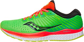 حذاء ركض Saucony Women's S10548-10 Guide 13، أخضر متوت - 7 M US
