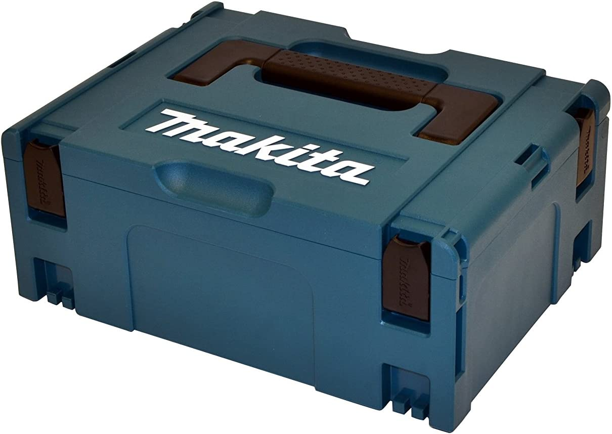 Taladro inal/ámbrico 18 V, 1,5 Ah, incluye linterna inal/ámbrica Makita DHP453RYLJ