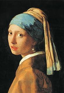 キューティーズ 300ピース ジグソーパズル 真珠の耳飾りの少女 (フェルメール)(26x38cm)