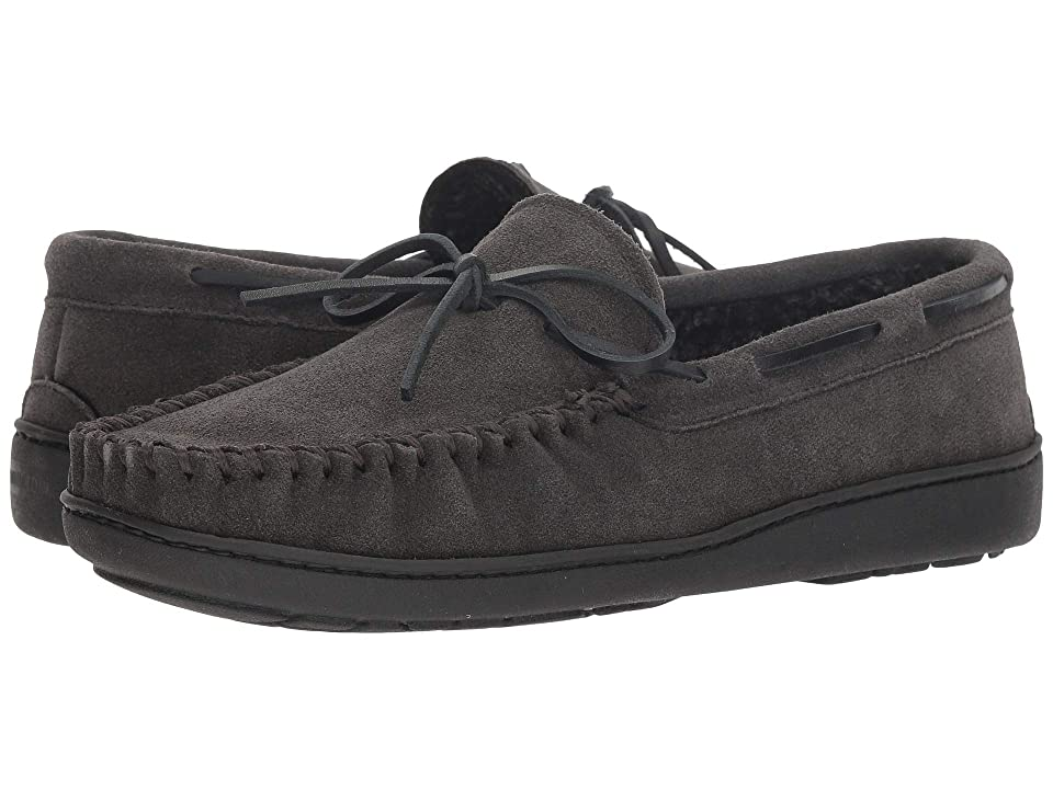 Minnetonka Tory Traditional Trapper (Charcoal) Men