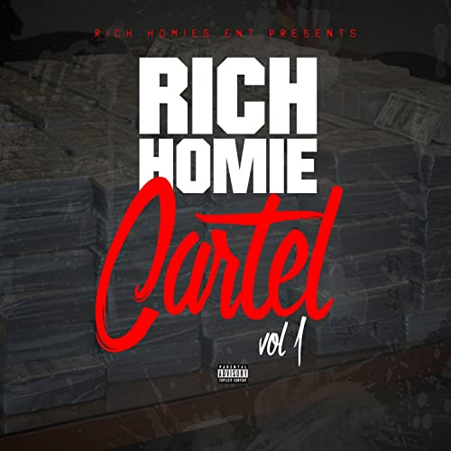 Rich Homie Cartel Vol 1 [Explicit] by Rich Homie Quan on ...