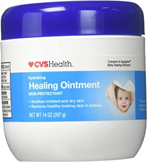CVS Advanced Hydrating Baby Healing Ointment- 14 OZ (6 Pack)
