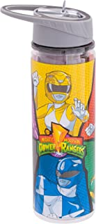 Vandor Power Rangers 18-Ounce Tritan Water Bottle (27175)