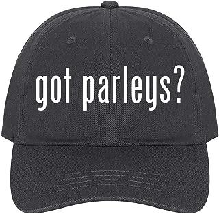 The Town Butler got Parleys? - A Nice Comfortable Adjustable Dad Hat Cap