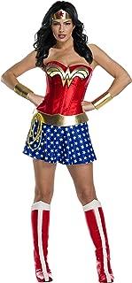 Charades DC Comics Wonder Woman Adult Costume