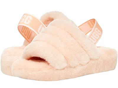 UGG Fluff Yeah Slide (Scallop) Women