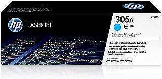 HP 305A Cyan Original LaserJet Toner Cartridge - CE411A