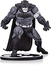 batman black & white statue by jonathan matthews