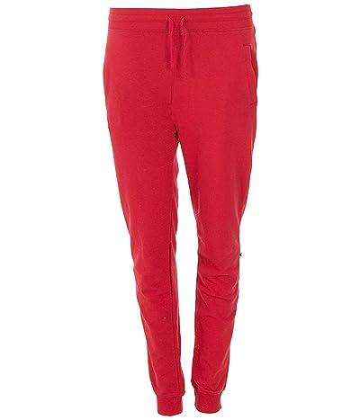 Kickee Pants Fleece Tapered Sweatpants (Flag Red) Women