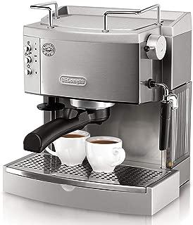 DeLonghi EC702 Manual 15-Bar Espresso Machine