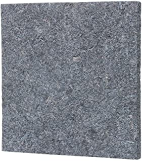 Bonded Logic IncUltraSonic 12 in. x 12 in. Acoustic Panels (Package of 6 Panels)