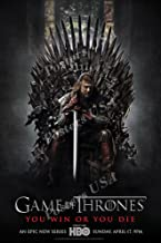 """PremiumPrints - Game of Thrones TV Series Show Poster Glossy Finish Made in USA - TVS110 (24"""" x 36"""" (61cm x 91.5cm))"""