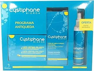 Cystiphane Hairloss Program Tablets + Shampoo + Lotion