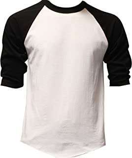 0a21dd4c1391 DealStock Shaka Active Casual Camo Raglan Tee 3/4 Sleeve Tee Shirt Jersey