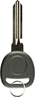 Keylessoption Key Replacement Uncut Transponder Chip Chipped Blank Ignition for Circle Plus