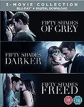 Fifty Shades Freed 3-Movie 2018  Region Free