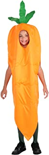 Forum Novelties Fruits and Veggies Collection Carrot Child Costume