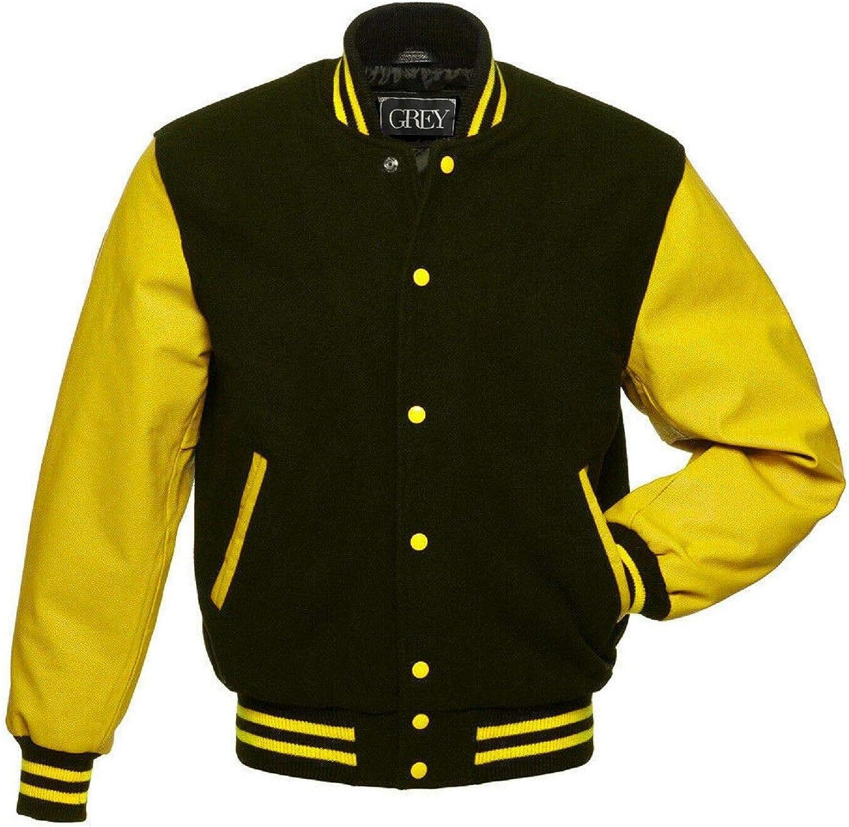 Varsity Jacket | Baseball | Letterman | Leather & Wool Jacket | College Jacket | Bomber Jacket |