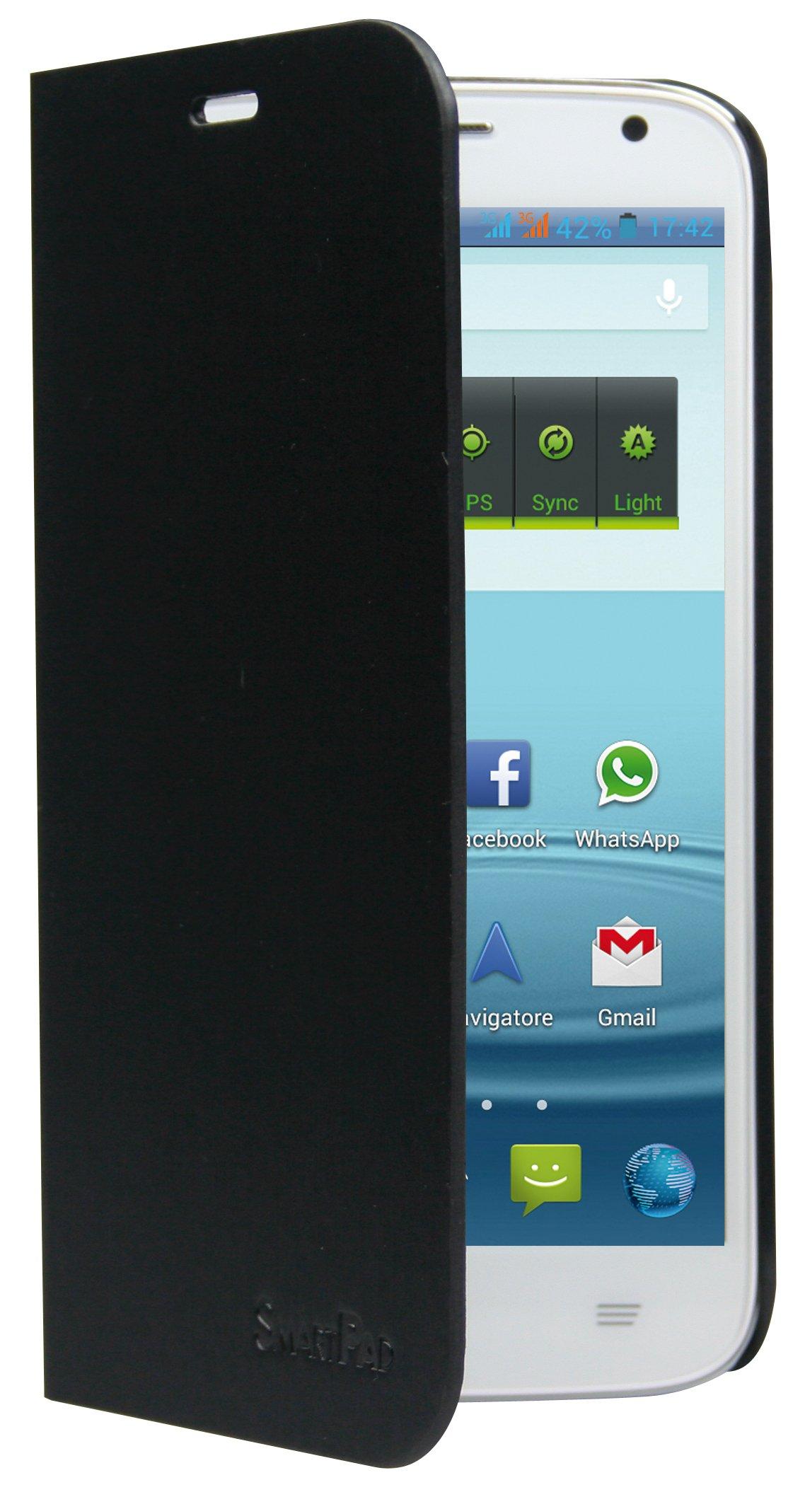 MediaCom M-G550FC - Funda flip para móvil de 5.5