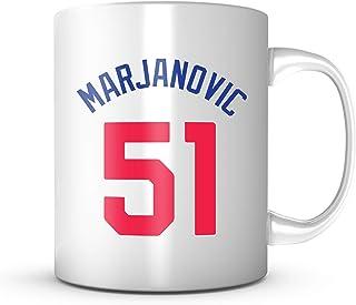 Boban Marjanović Mug Los Angeles Basketball Jersey Number Coffee Cup