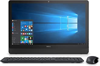 Dell Inspiron i3459-5025BLK 23.8 Inch FHD Touchscreen All-in-One (6th Generation Intel Core i5, 8 GB RAM, 1 TB HDD ) (Renewed)