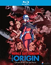 Mobile Suit Gundam The Origin: Chronicle of Char and Sayla Collection