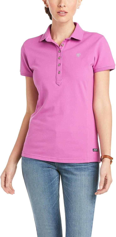 ARIAT Prix 2.0 Polo at Amazon Women's Clothing store