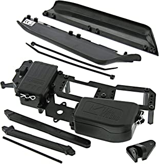 Kyosho Inferno GT2 Nitro Radio/Receiver Box, Side Guards, Chassis Torque RODS