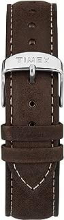 Timex Metropolitan+ 20mm Quick-Release Leather Strap