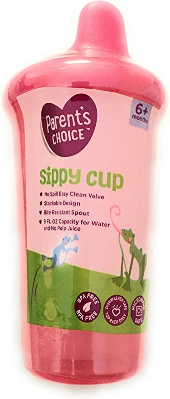Parents Choice Sippy Cup