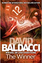 The Winner The Bestselling Author of Last Man Standing by David Baldacci - Paperback