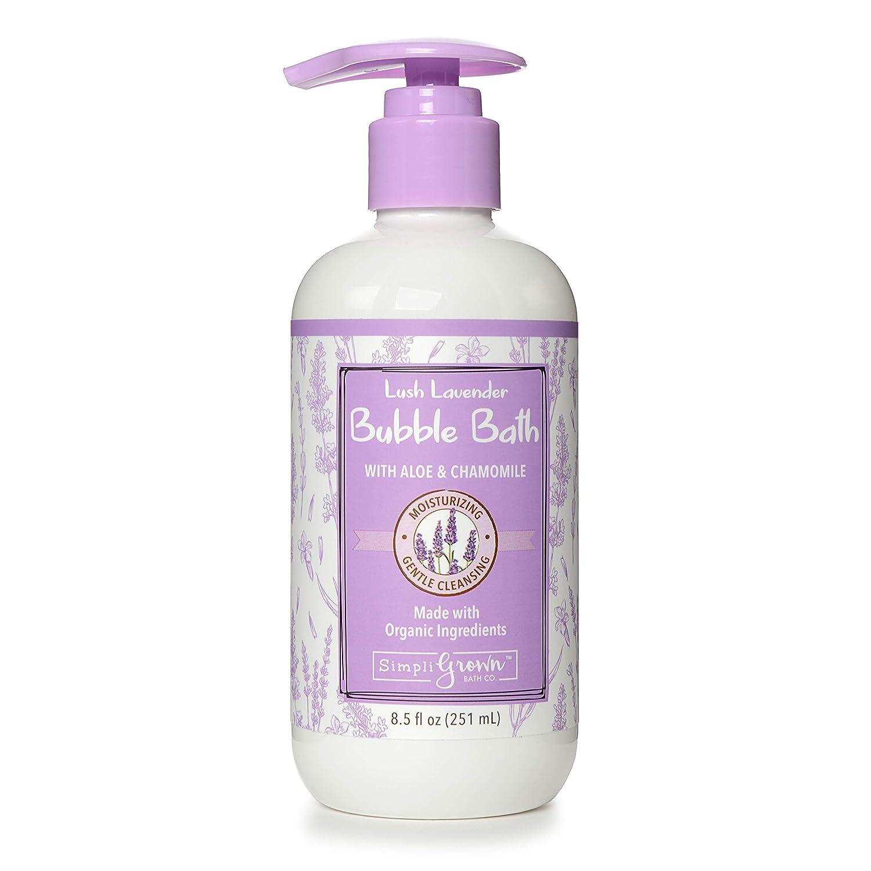 SimpliGrown Bath Co. Natural Very popular Baby with Sales results No. 1 Bubble Ch Vera Aloe