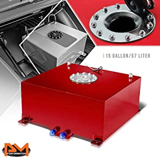 DNAMotoring ALU-FT-T3 Aluminum 8-Gallon Fuel Cell Gas Tank