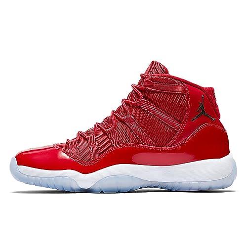ff362c7f3ddfe1 Jordan Kids  Grade School Air Retro 11 Basketball Shoes