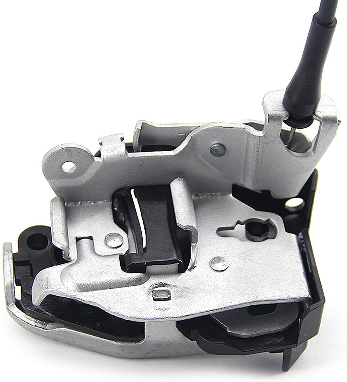FEXON Door Latch Assembly with Cable Replacement for 2004-2008 Ford F-150 6L3Z-18264A01-B 8L3Z-18264A01-B Rear Left
